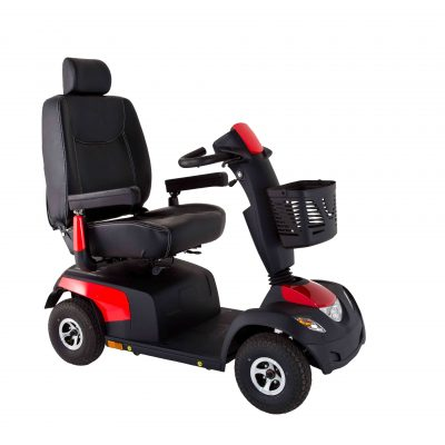 Comet Ultra Mobility scooter at Lifestyle Mobility Scooters