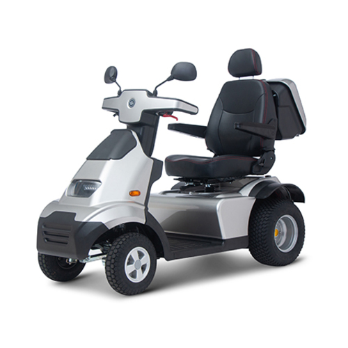Afiscooter S4 Single Seat Mobility Scooter